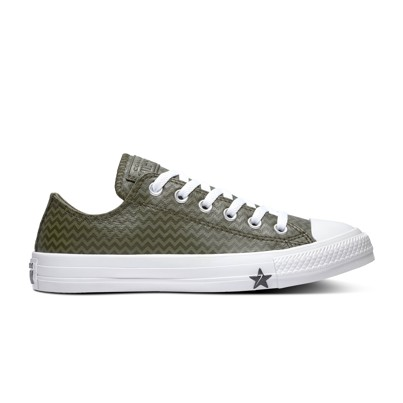 Leather Chevron Chuck Taylor All Star