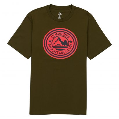 Mountain Club Patch Tee