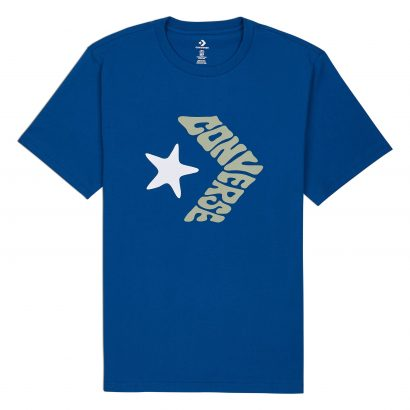 CONVERSE STAR CHEVRON WORDMARK T-SHIRT