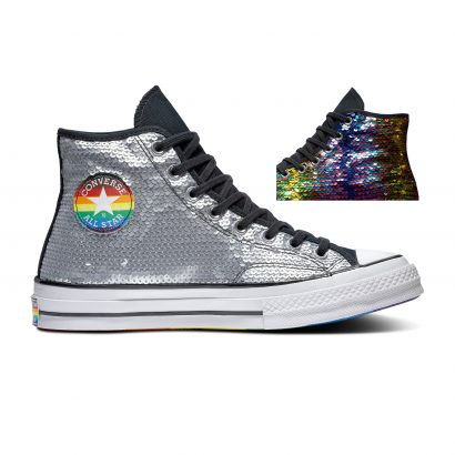 CHUCK 70 PRIDE FLIPPABLE SEQUIN