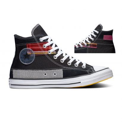 Chuck Taylor All Star Patchwork High